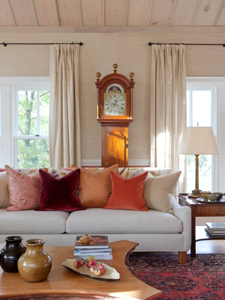 addobbi autunnali salotto elementi decorativi