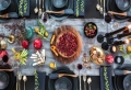 Apparecchiare la tavola – 12 idee autunnali fai da te