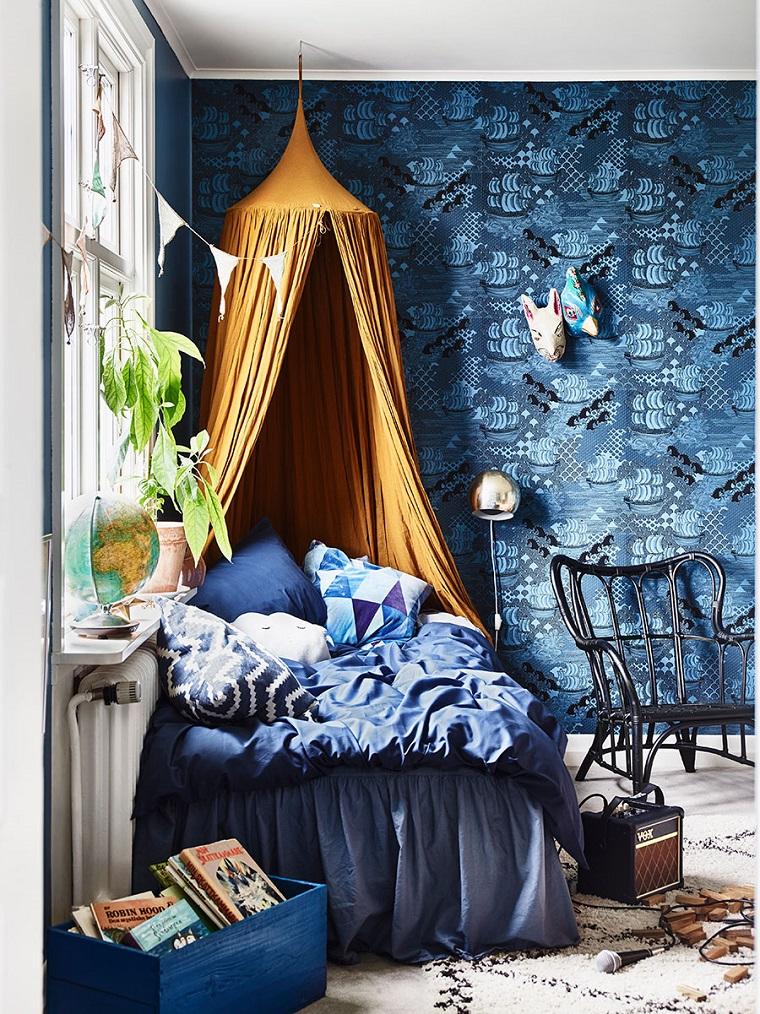 Stile bohemien per la casa con idee e consigli per l - Piante ideali per camera da letto ...