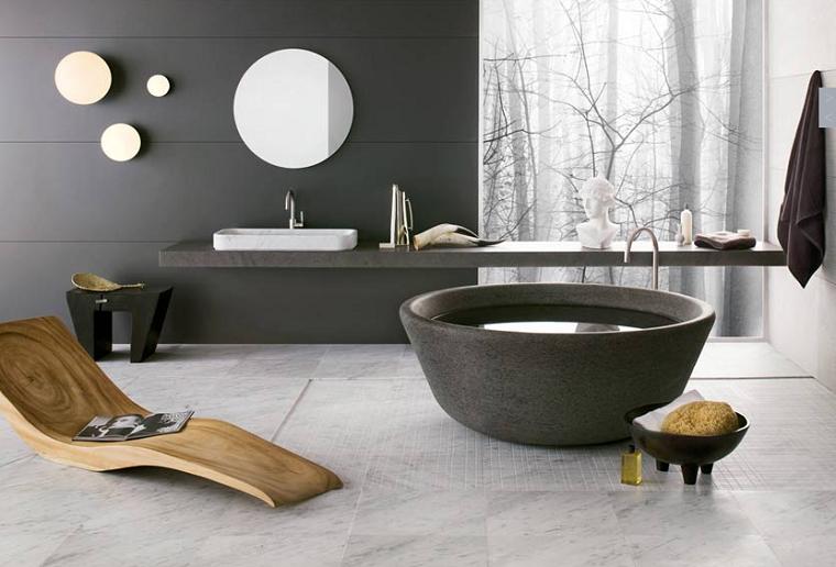 arredare il bagno mobili moderni originali