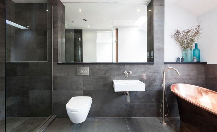 Vasca Da Bagno Materiali : Arredare il bagno mobili materiali e sanitari archzine.it