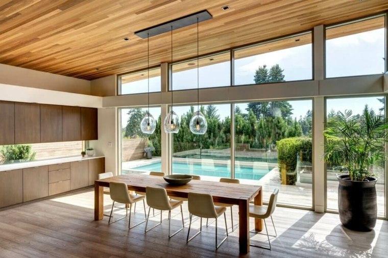 Sala da pranzo moderna 24 idee di stile da togliere il fiato for Arredamento sala moderna