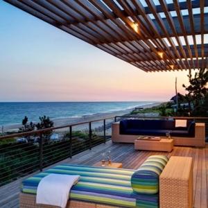 Arredo terrazzo per un effetto moderno ed elegante