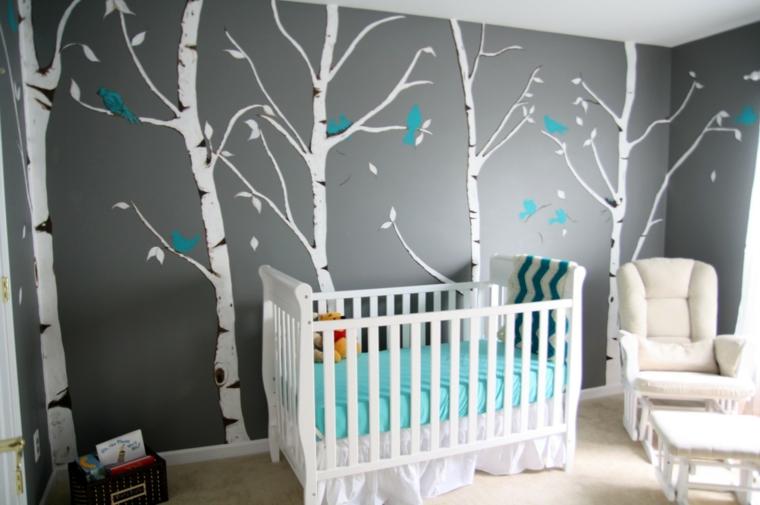 Decorazioni Bagno Bambini : Decorazioni pareti di legno e d effetti abbelliscono il muro