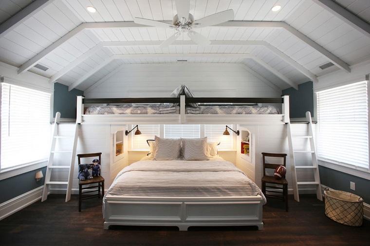 camera letto adulti originale bellissima