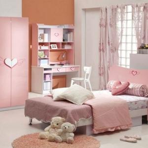 Cameretta per ragazze - idee e decorazioni