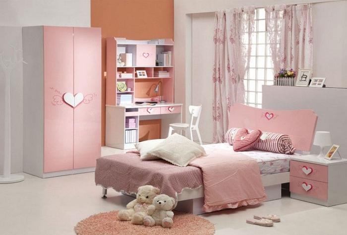 Cameretta per ragazze - idee e decorazioni - Archzine.it