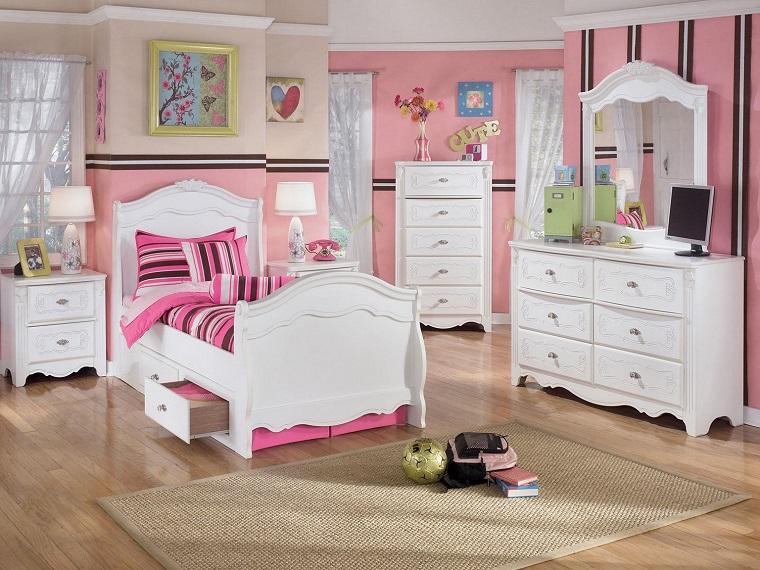 Cameretta per ragazze idee e decorazioni for Stanze per ragazze