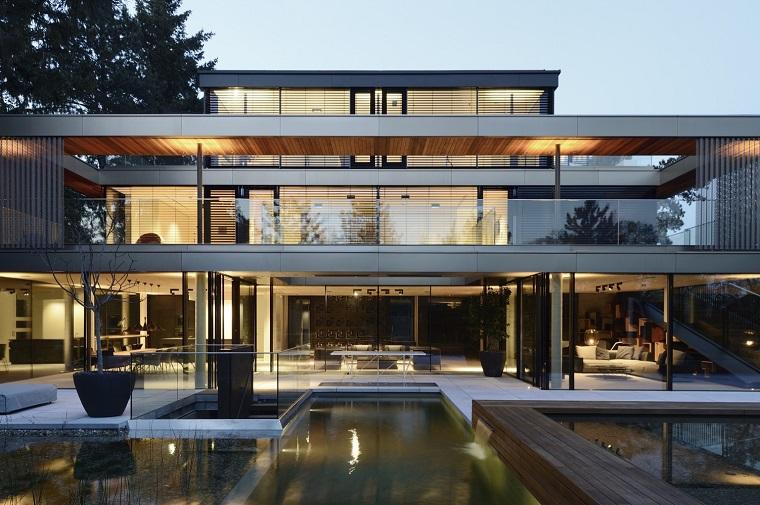casa moderna architettura e design
