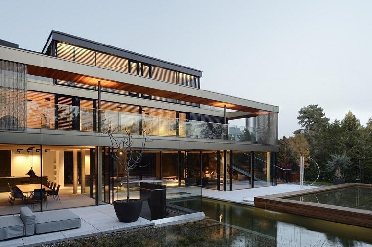 casa moderna haus interior design