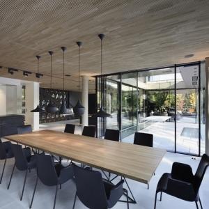 Casa moderna di Zoran Bodrozic e la sua Haus 33