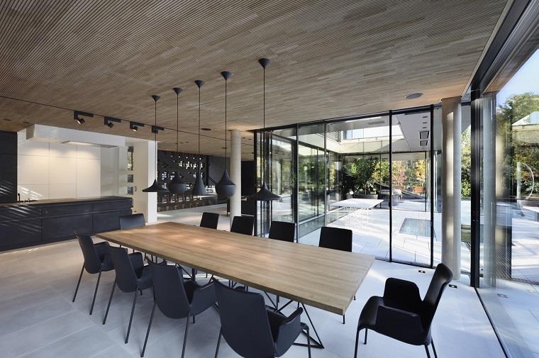 casa moderna interior design haus