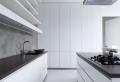 Cucina bianca e lucida – la scelta di ogni donna moderna