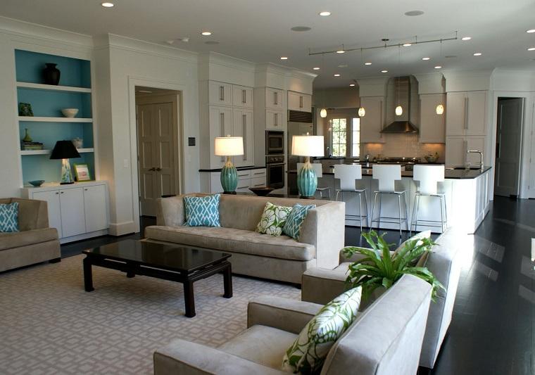 Cucine soggiorno cucine soggiorno scavolini idee per il design