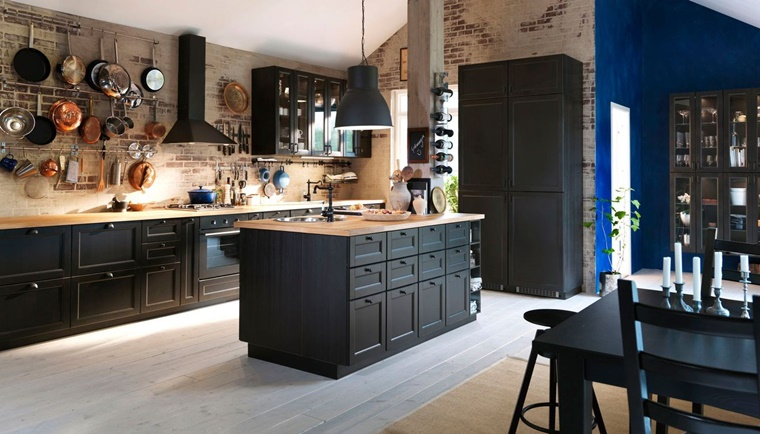 Cucina country conquista lo stile moderno in 34 idee - Archzine.it