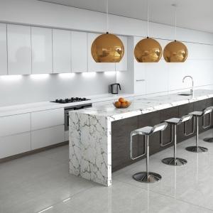 Cucine bianche moderne con inserti in legno le nuove for Cucine moderne 2016