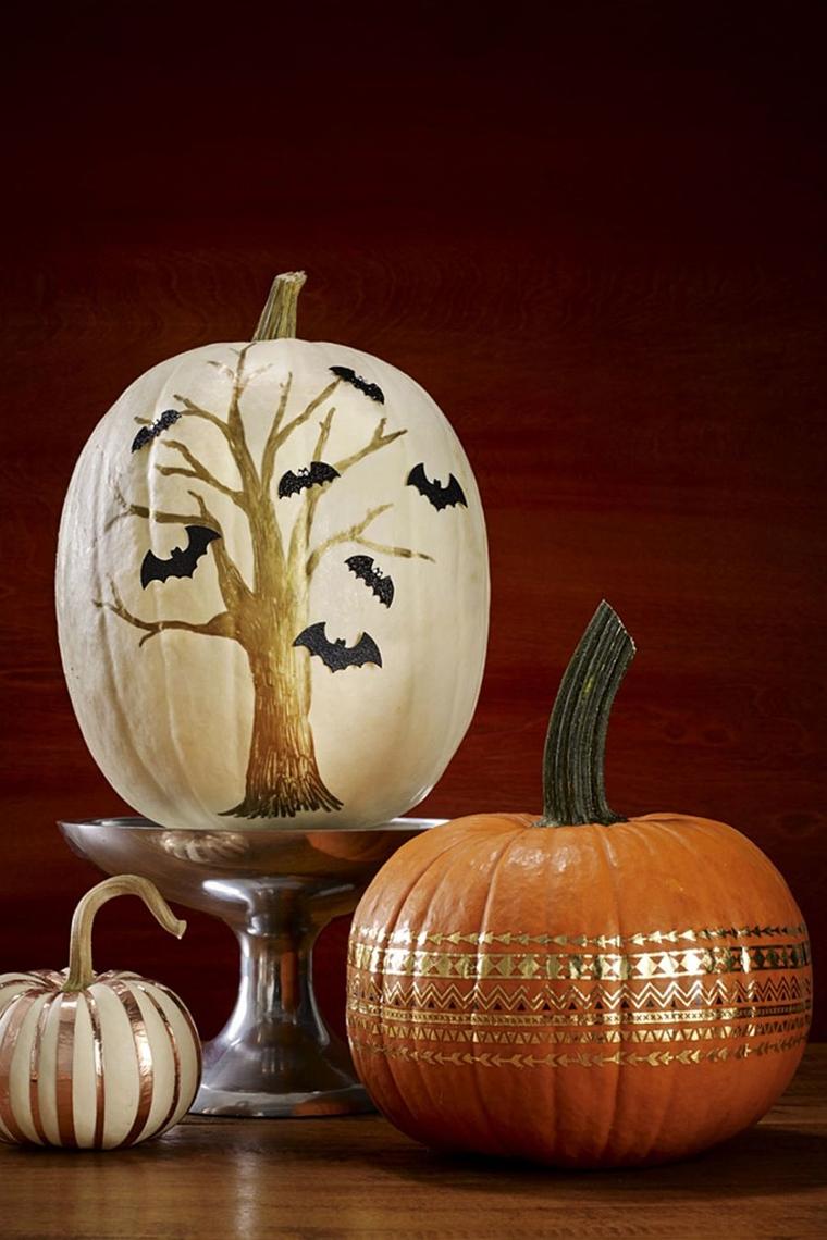 decorazione spettrale washi tape soluzione perfetta halloween
