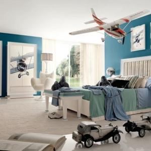 Camerette per ragazzi - decorazioni fai da te autunnali