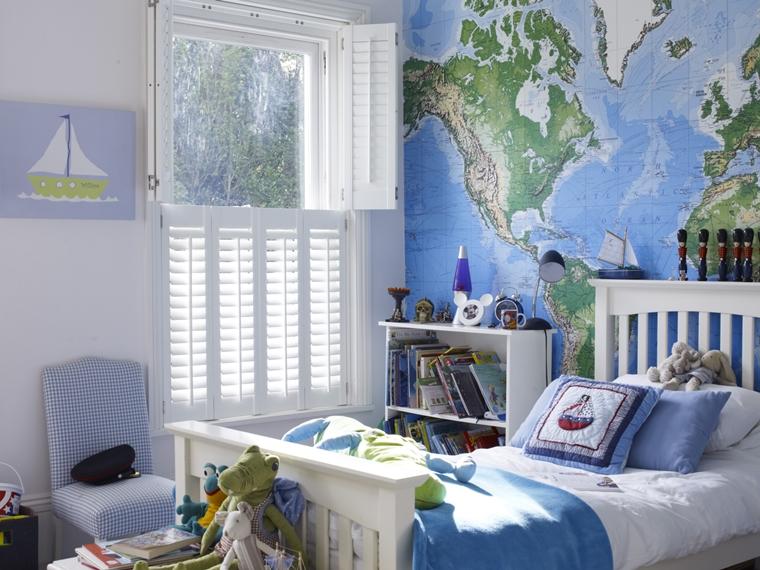 Decorazioni Per Camerette Bambini Fai Da Te : Decorazione fai da te alla cameretta del nostro bambino bimbi a