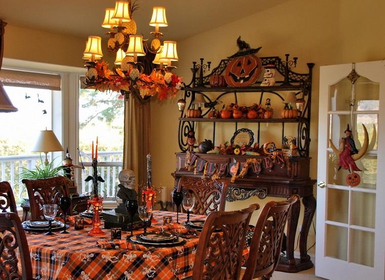 Decorazioni Halloween - idee e addobbi - Archzine.it 21d2bae9df1c