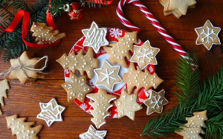 decorazioni natalizie fai da te biscotti natale