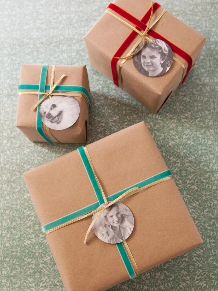 decorazioni natalizie fai da te foto regalo