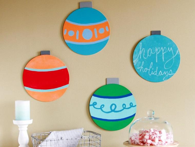 decorazioni natalizie fai da te palline