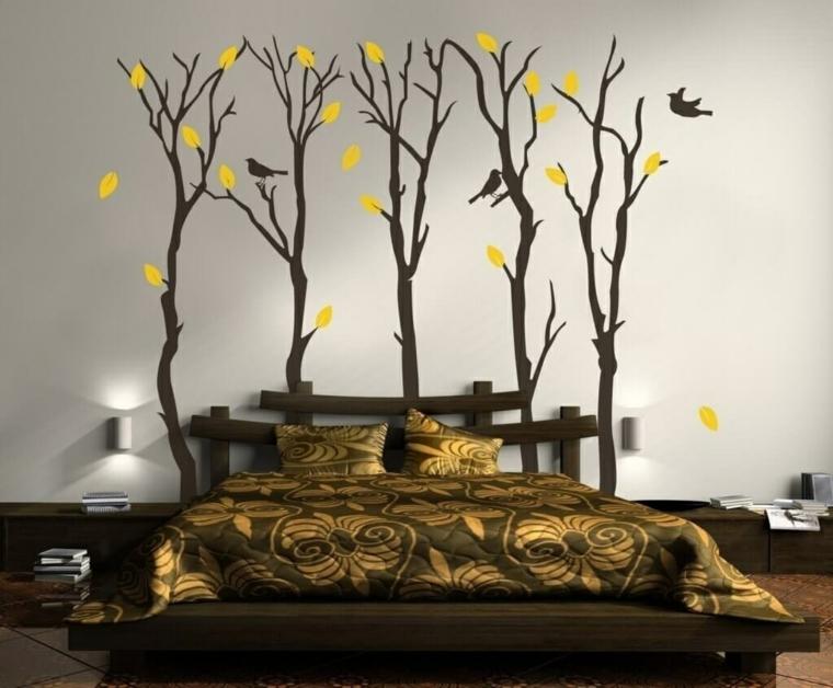 Assi Di Legno Decorate : Decorazioni pareti di legno e 3d effetti abbelliscono il muro