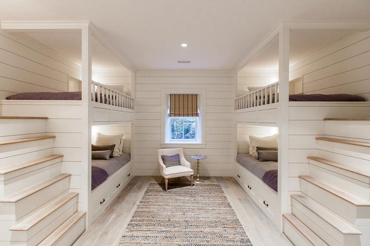letti castello idee stanze albergo