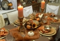 Autunno! Decorazioni autunnali per i vostri tavoli