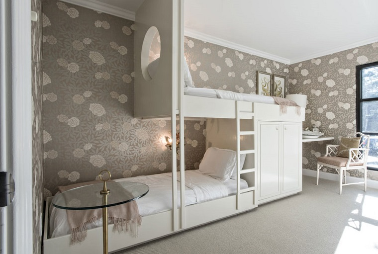 mobili per bambini eleganti stile pulito