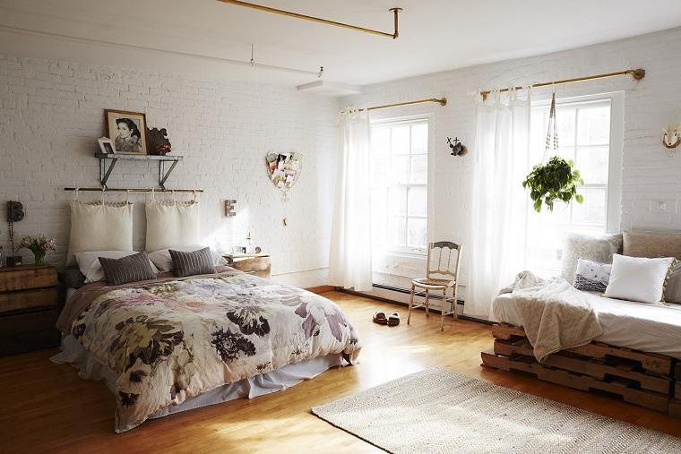 monolocale appartamento moderno idee arredo