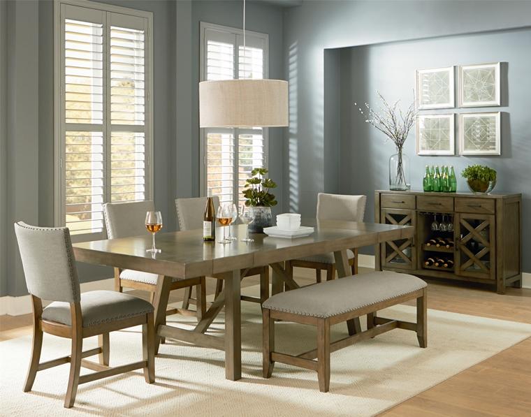 Sala da pranzo moderna 24 idee di stile da togliere il fiato - Quadri per sala da pranzo ...