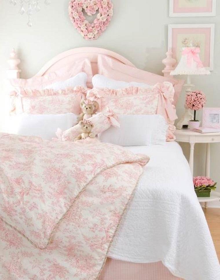 Shabby chic fai da te idee per decorare la casa - Camere da letto fai da te ...