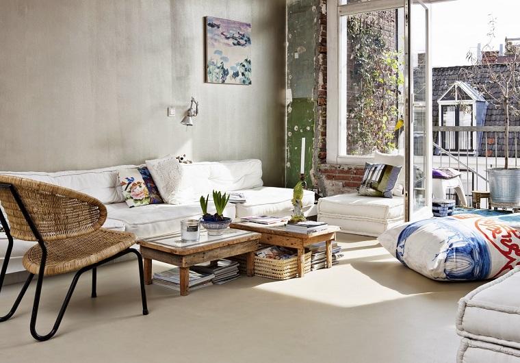 Stile bohemien per la casa con idee e consigli per l for Oggettistica per la casa design
