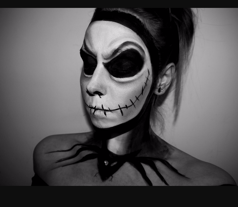 travestimento professionale halloween donna originale
