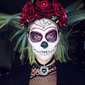 Trucco per Halloween - 34 idee per mascherarsi