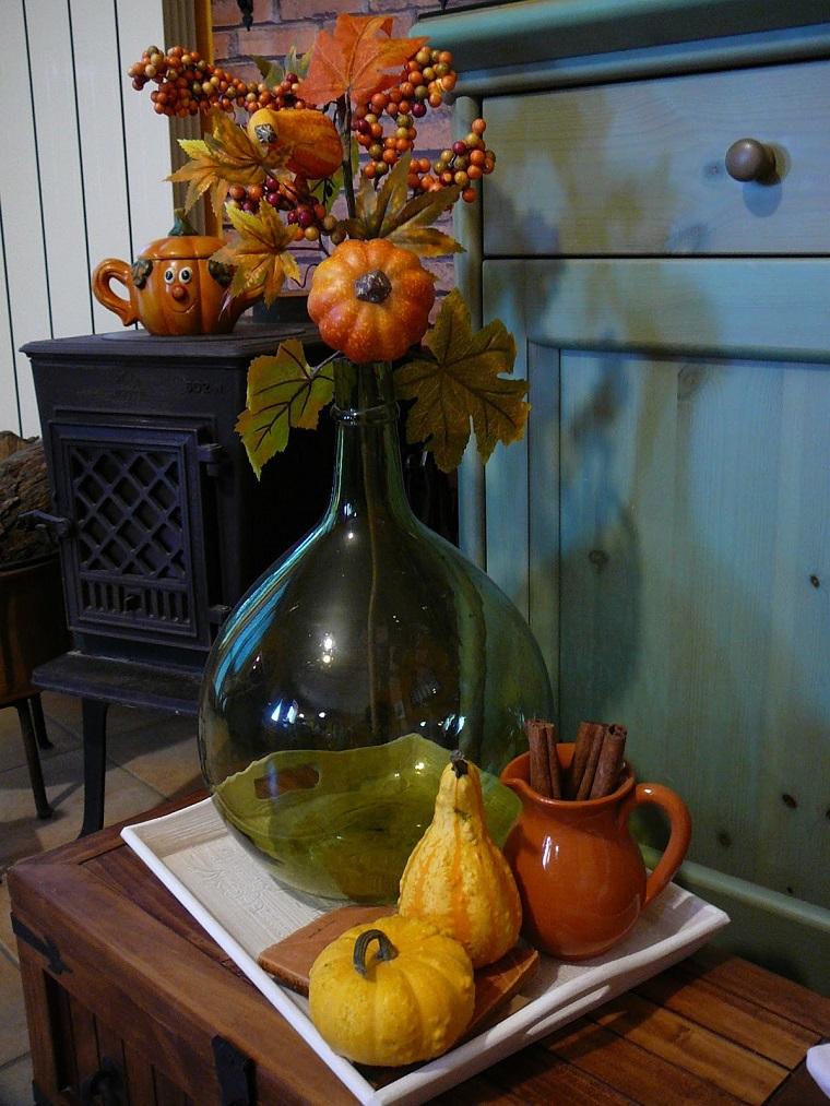 vaso particolare zucche cannella comfort
