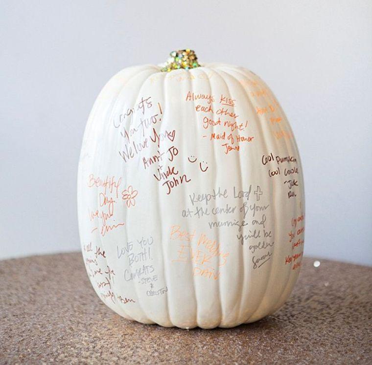 zucca di halloween scritte spaventose