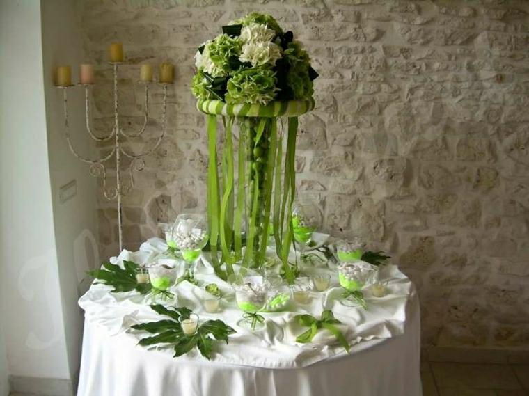 addobbi floreali confetti matrimonio elegante