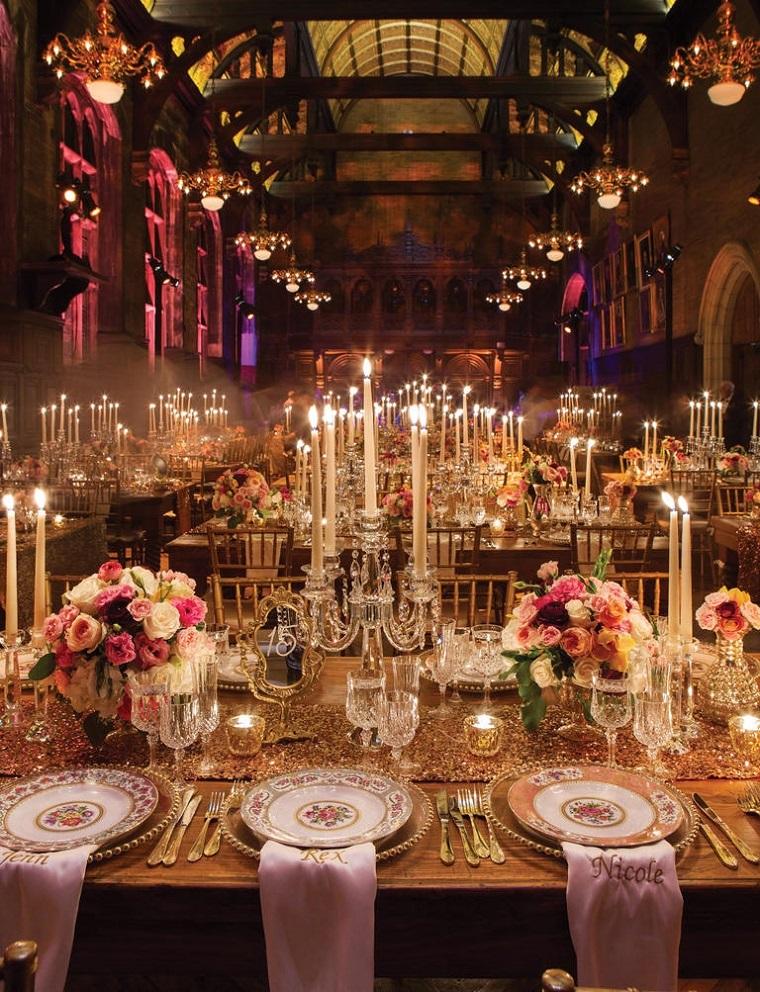 addobbi matrimonio elegante raffinato decorazioni particolari