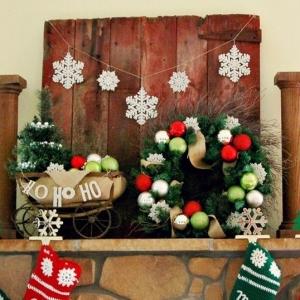 Come addobbare la casa per Natale - idee eleganti e chic