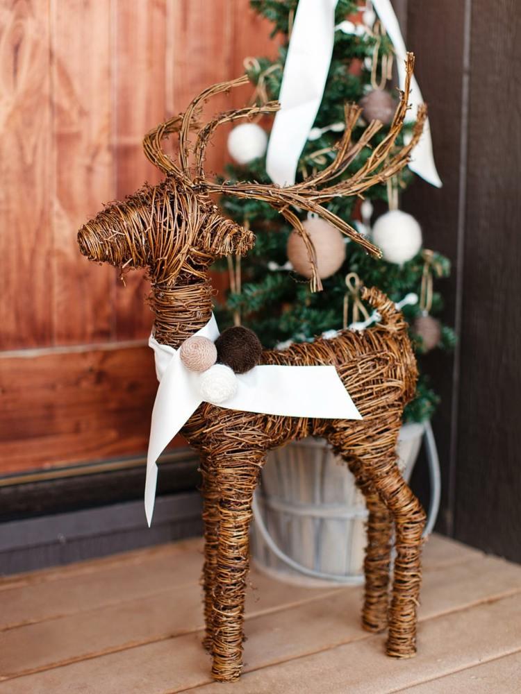 addobbi natalizi fai da te mettere albero natale