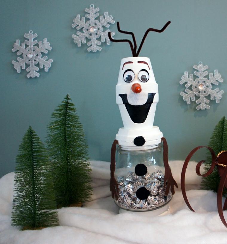 addobbi natalizi fai da te per bambini personaggi