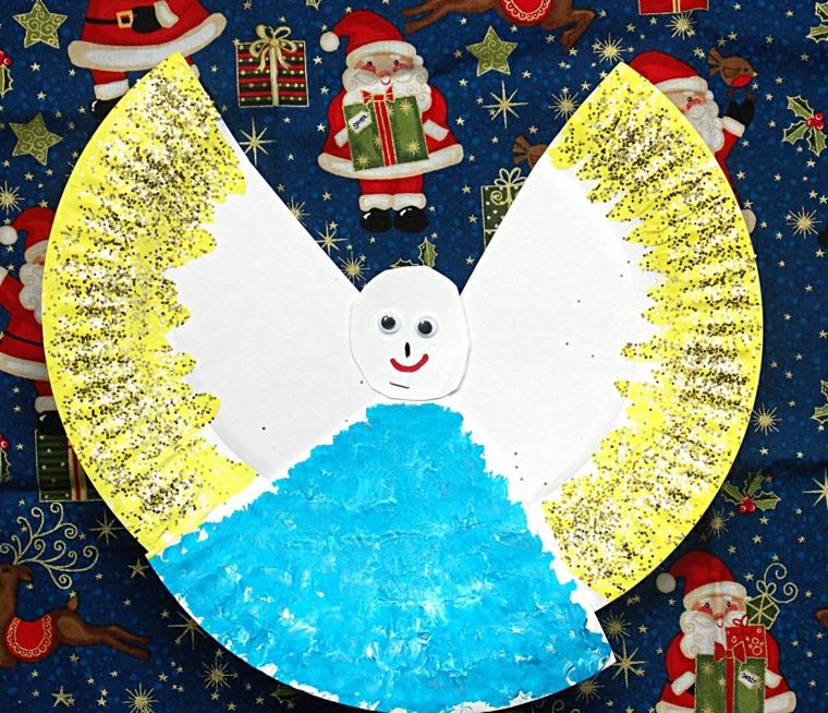 addobbi natalizi per bambini fai da te