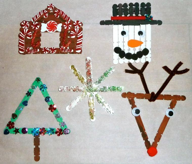 addobbi natalizi per bambini particolari vivaci