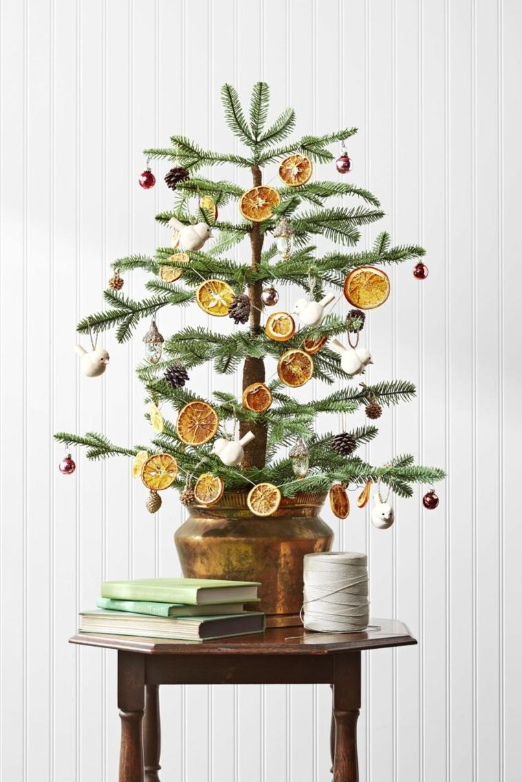 Addobbi Natalizi Con Frutta ▷ 1001 + idee per addobbi natalizi fai da te e non solo