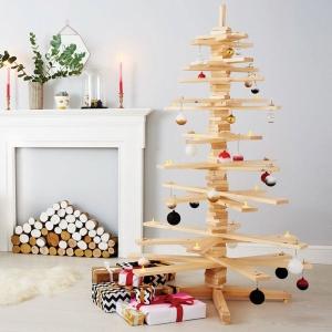Lavoretti di Natale stupendi - fatti a mano e tutti in legno
