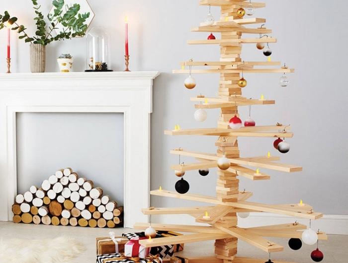 Alberi Di Natale In Legno Addobbati : Lavoretti di natale stupendi fatti a mano e tutti in legno