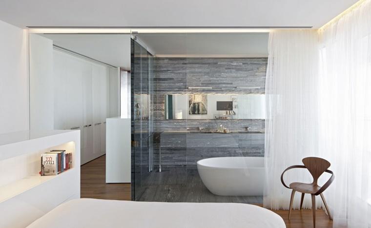 Arredare Il Bagno Stile Moderno.Arredamento Bagno Idee Per La Camera Da Letto Archzine It